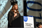 And Honoring my Heaven! FIT_Commencement_Honoring_21_05_2015_Brooke_Shie