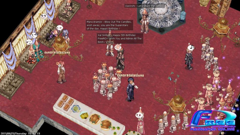 Pemenang Event Screenshoot 5th FreeRO Screen_Free_RO167