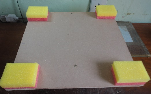 Projeto Rudder Heli Pesdespuma