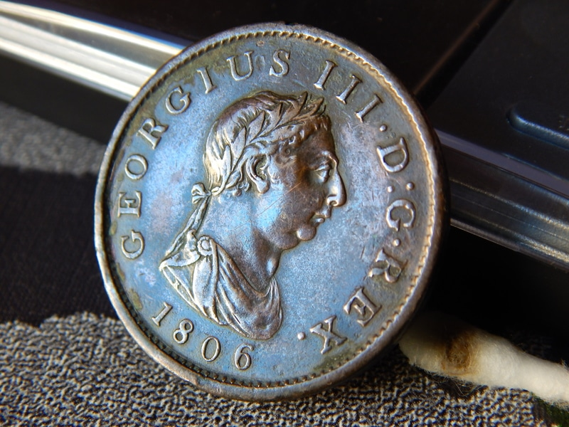 1 penique Jorgue III 1806 DSCN2447