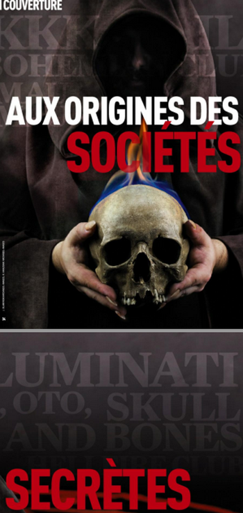 sociétés secrètes Image