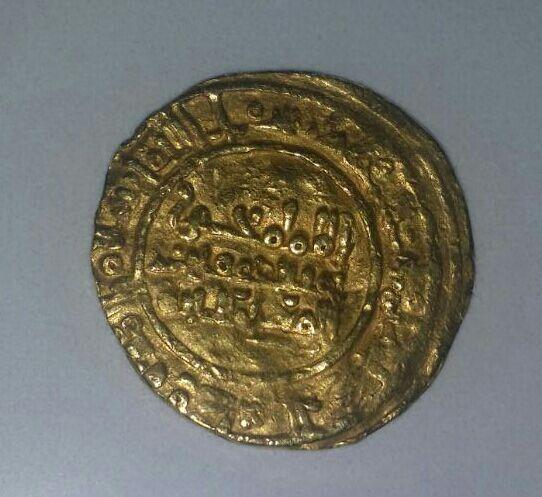 Dinar de Yahyá   412-413 y 416-417, califato de Cordoba. IMG_20150930_WA0006