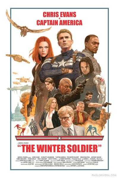 Capitán América: El Soldado de Invierno (2014) Captain_america_2_poster_5