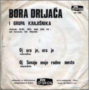 Borislav Bora Drljaca - Diskografija R22132041270201495