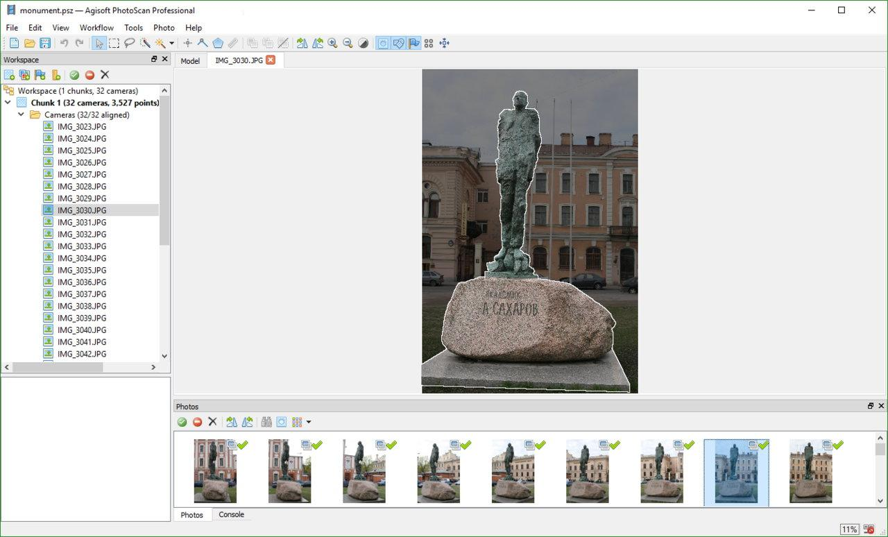 Agisoft PhotoScan Professional 1.4.0 Build 5076 Multilingual Screenshot_20170519_115021