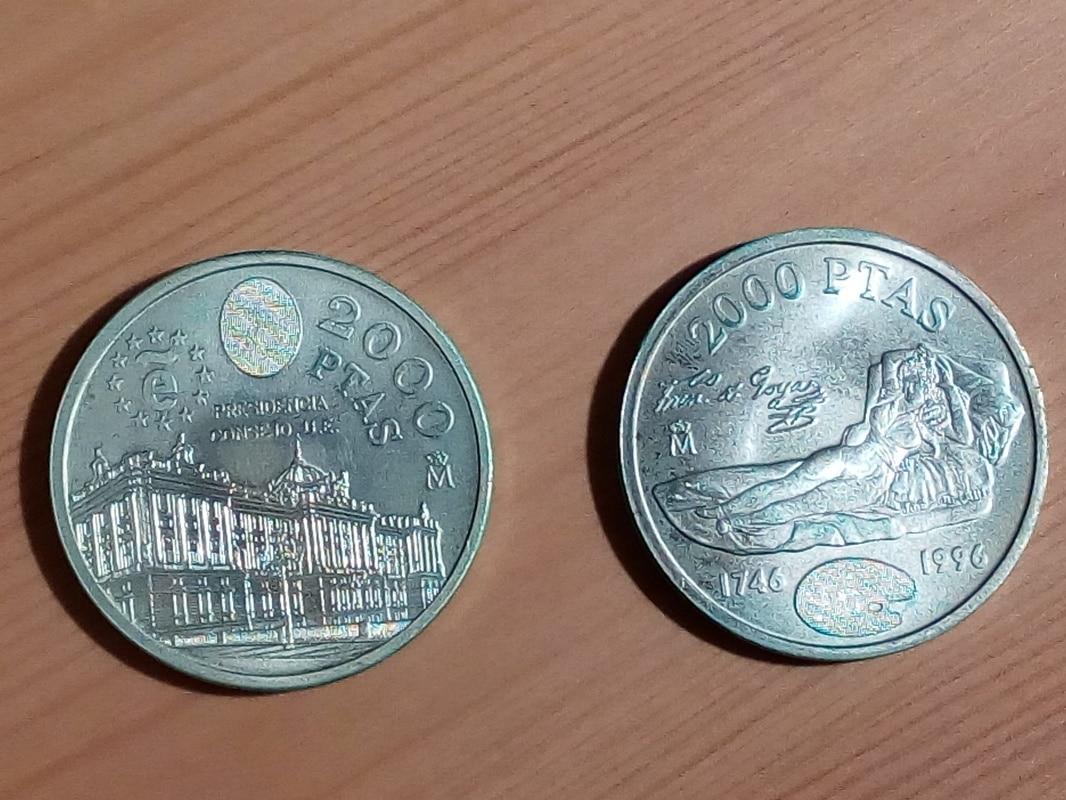 Limpieza moneda de plata con aceite de oliva. Resultado IMG_20170112_193736