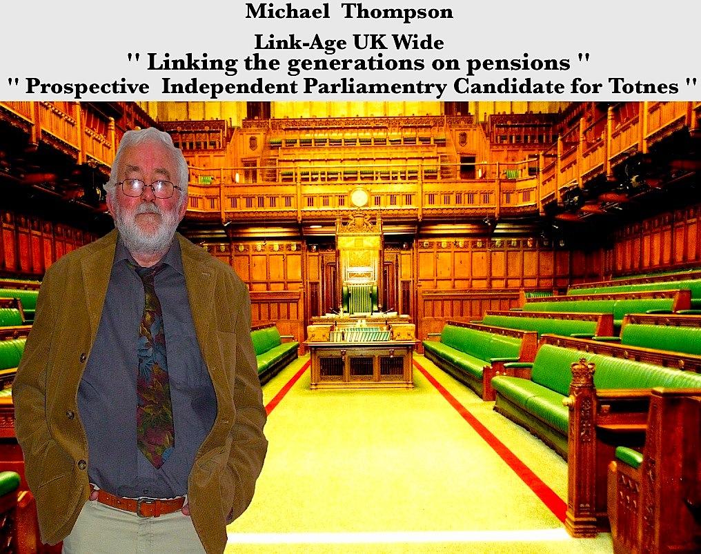 My Manifesto.  Michael_parliament