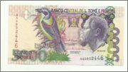 5000 Dobras 2004 Santo Tomé y Principe. 5000_dobras_S_Tom_2004_anver