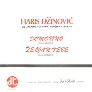 Haris Dzinovic  - Diskografija  Haris_Dzinovic_1975_z