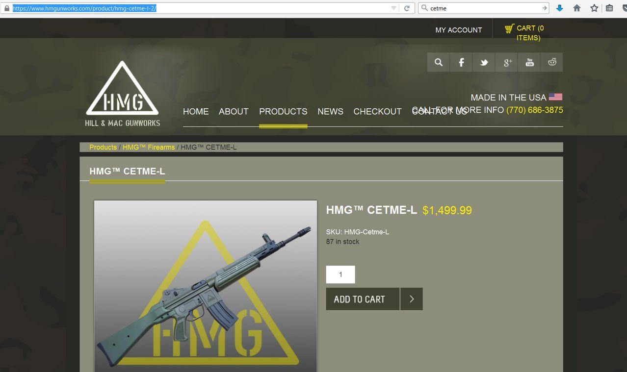 Comercialización CETME L en USA. Solo 100 unidades. Screenshot_416