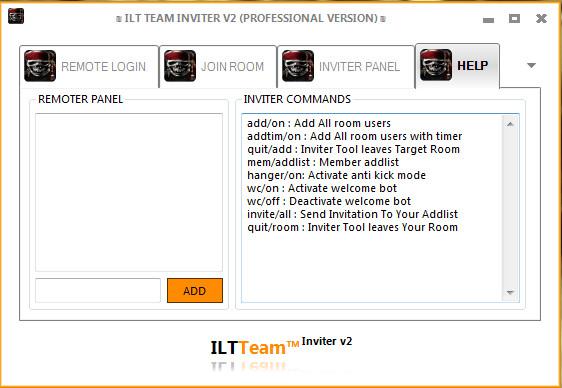 ILT Team Inviter V2 (Professional Version) Inviter4