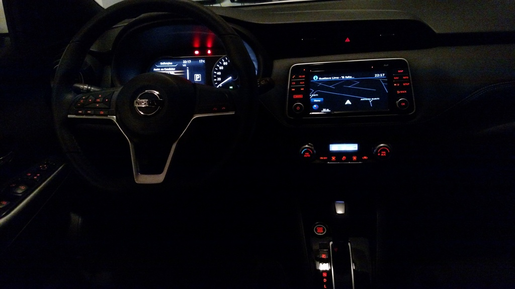 Comparativo Nissan Kicks x Honda HR-V IMG_20160809_221728979