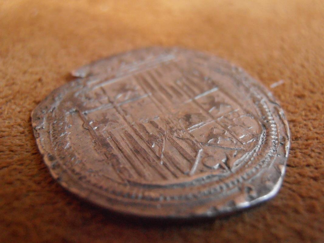 1 Real a nombre de los RRCC,ceca de Sevilla. P3160021