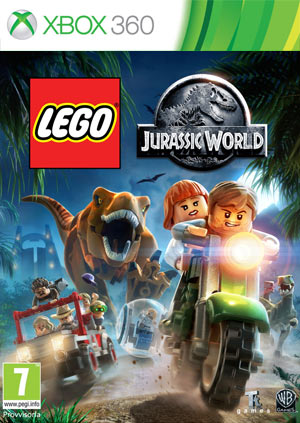 LEGO Jurassic World XBOX360 (2015) - FULL ITA Image