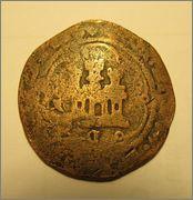 4 maravedís a nombre de los Reyes Católicos. Cuenca IMG_5478_opt