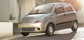 Auto nuova a meno di 10.000€, qual'è la più conveniente? Chevrolet_matiz_2015_mx