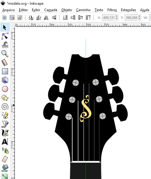Projeto 5c - Music Man LH Style Image