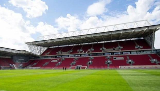 Bristol City - Newcastle United 0:1 Bristol