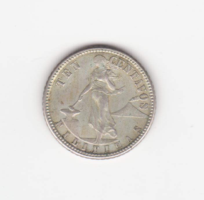 10 centavos 1919, Filipinas 10_centavos_filipinas