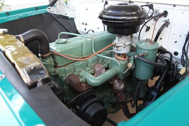 Vintage camion in vendita in Brasile GMC_1958_2