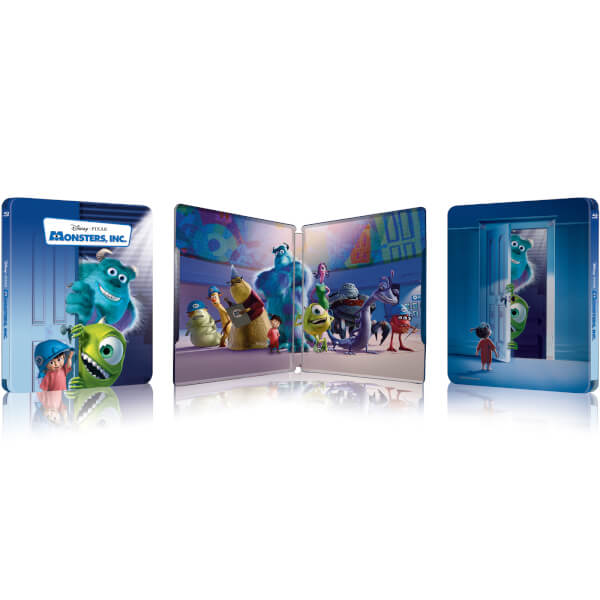 Monsters, Inc. 3D (Includes 2D Version) - Zavvi Lenticular Edition 23/12/16 11369769-1274436648857176