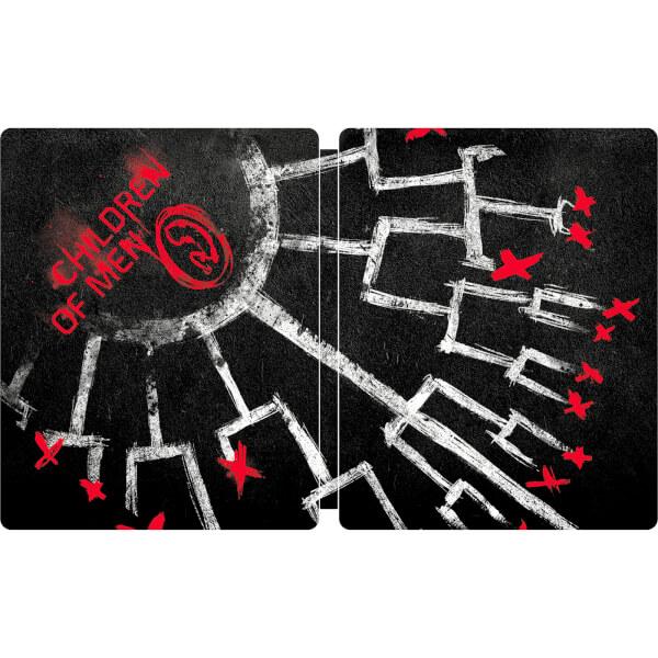 Les fils de l'homme : Edtion Steelbook Zaavi Exclusive 11373543-8144438442945040