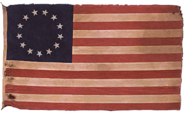 The Liberal Revolution (1789-1810) Revolutionary-war-flag