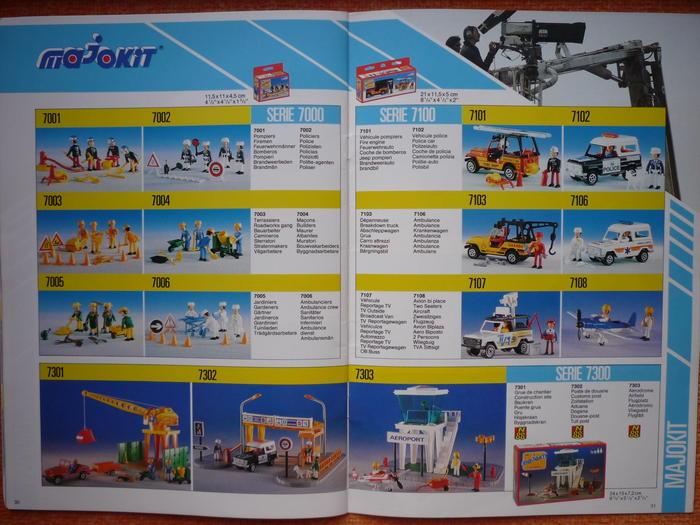 1988 DIN-A-4 Catalogue 4707928