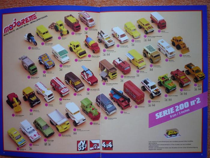 1985 DIN-A-4 Catalogue 5138401