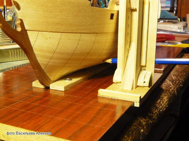 """Собирательный образ пиратского корабля """"CORSAIR"""" масштаб 1:80 фирмы OCCRE 5UyqF"""