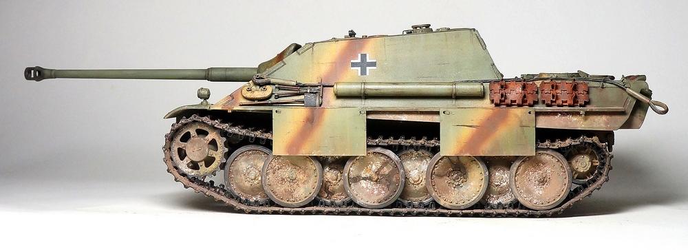 Sd.Kfz. 173 Jagdpanther 8vayH