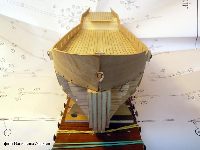"""Собирательный образ пиратского корабля """"CORSAIR"""" масштаб 1:80 фирмы OCCRE 9uCoX"""