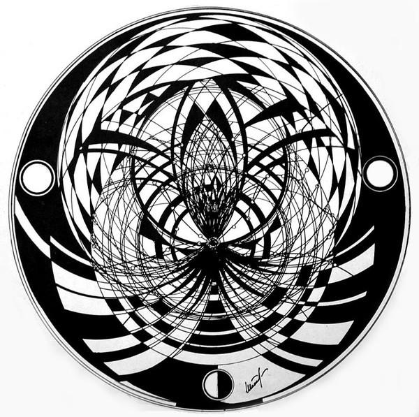 Модули Шакаева. Графика AmuED