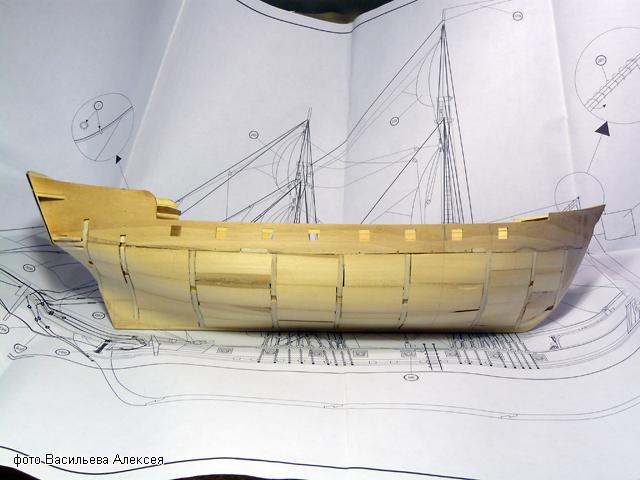 """Собирательный образ пиратского корабля """"CORSAIR"""" масштаб 1:80 фирмы OCCRE IejD2"""