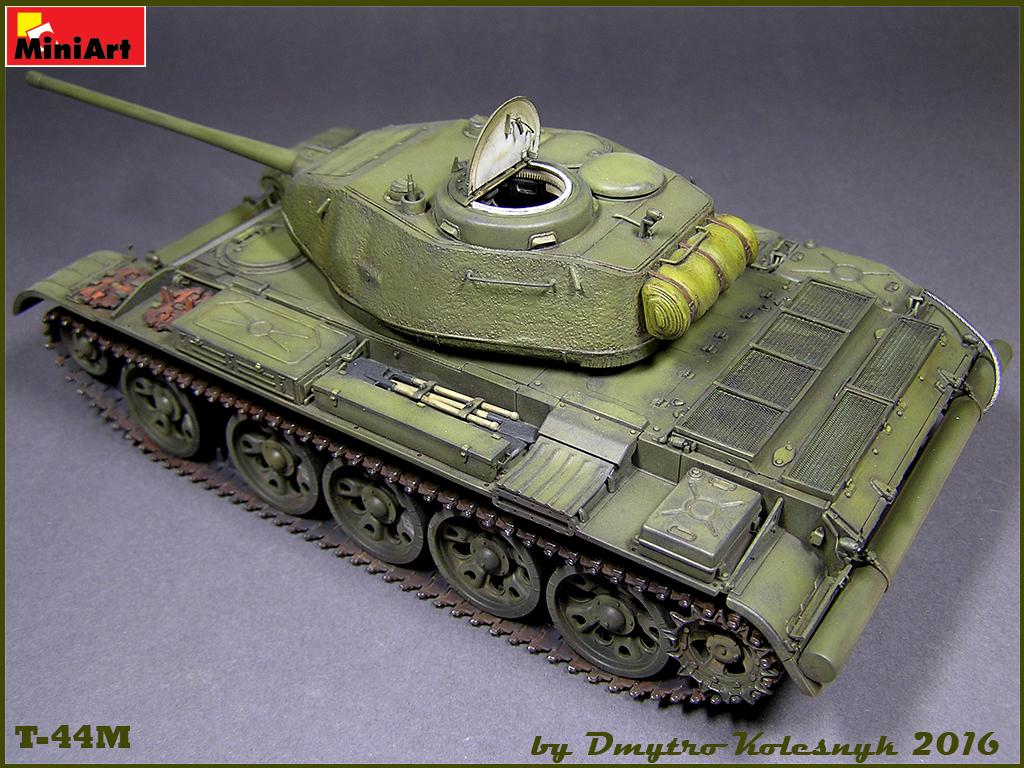Т-44М (MiniArt;1:35) N1vuZ