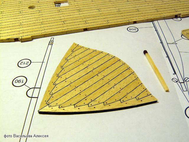 """Собирательный образ пиратского корабля """"CORSAIR"""" масштаб 1:80 фирмы OCCRE N8obY"""