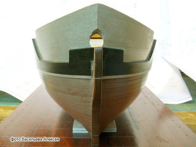 """Собирательный образ пиратского корабля """"CORSAIR"""" масштаб 1:80 фирмы OCCRE OXMQj"""