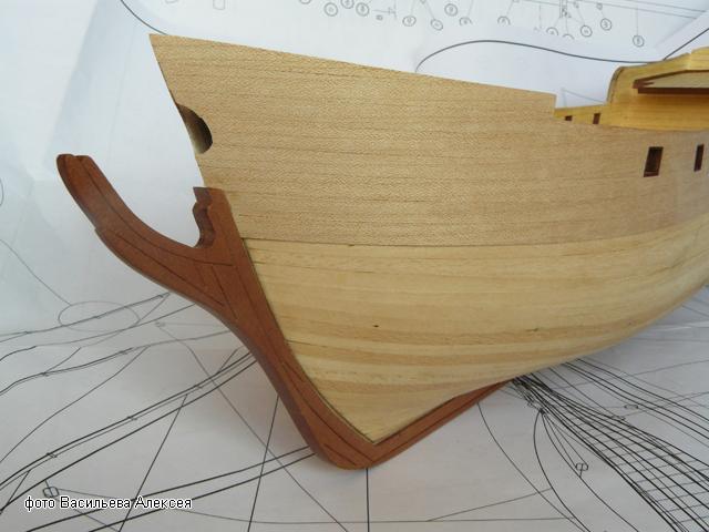 """Собирательный образ пиратского корабля """"CORSAIR"""" масштаб 1:80 фирмы OCCRE QXqjy"""