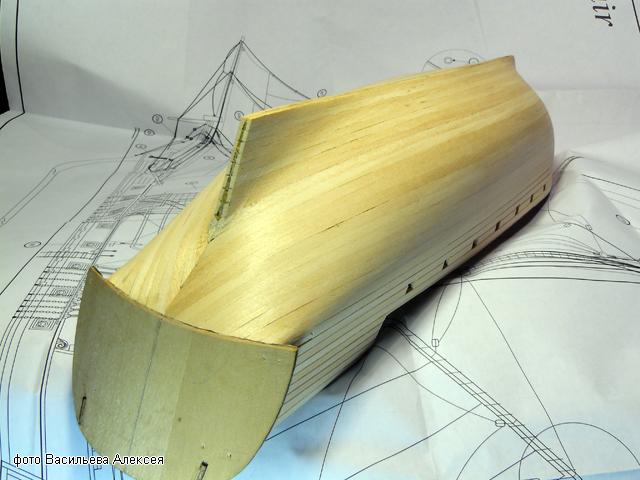 """Собирательный образ пиратского корабля """"CORSAIR"""" масштаб 1:80 фирмы OCCRE S9Fus"""
