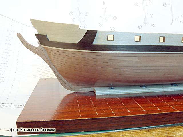 """Собирательный образ пиратского корабля """"CORSAIR"""" масштаб 1:80 фирмы OCCRE VPeyD"""