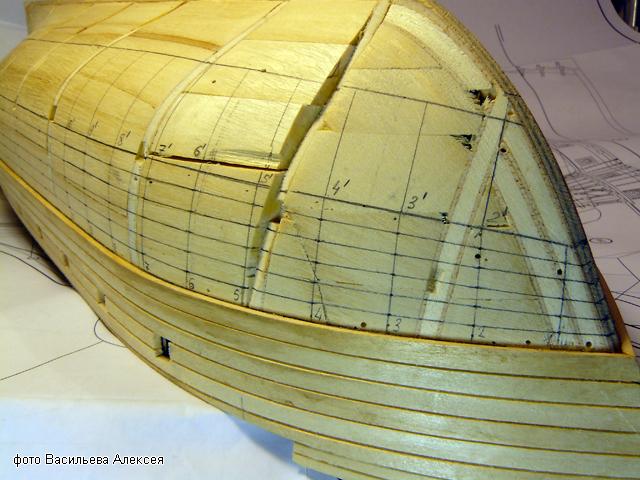 """Собирательный образ пиратского корабля """"CORSAIR"""" масштаб 1:80 фирмы OCCRE XbPO8"""