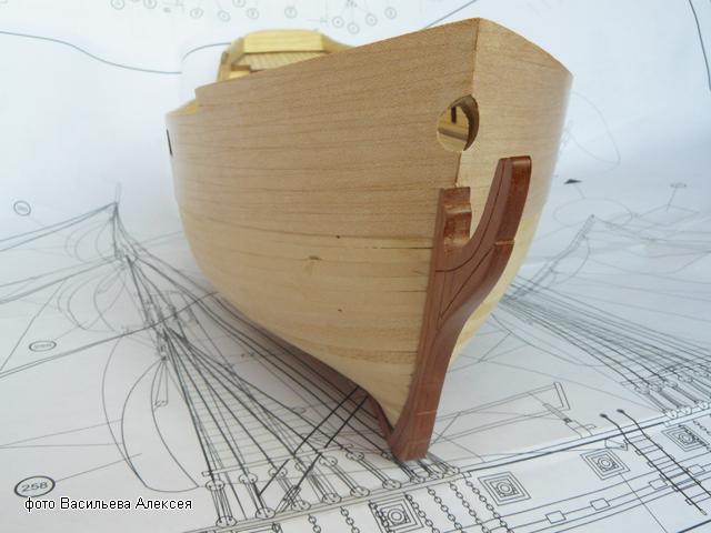 """Собирательный образ пиратского корабля """"CORSAIR"""" масштаб 1:80 фирмы OCCRE CskfF"""