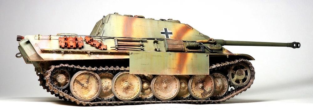 Sd.Kfz. 173 Jagdpanther Hv3lN