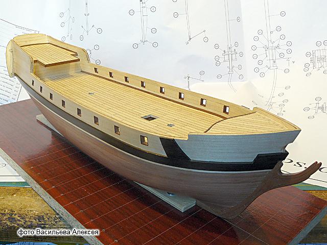 """Собирательный образ пиратского корабля """"CORSAIR"""" масштаб 1:80 фирмы OCCRE JaL0g"""