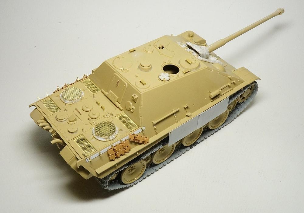 Sd.Kfz. 173 Jagdpanther MCOfj