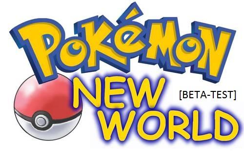 Pokemon New world