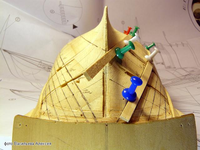 """Собирательный образ пиратского корабля """"CORSAIR"""" масштаб 1:80 фирмы OCCRE QDW0J"""