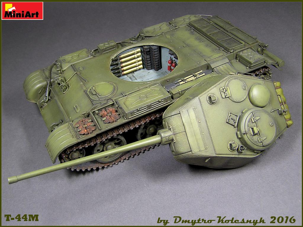 Т-44М (MiniArt;1:35) Qtfg0