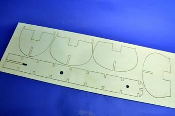 """HMS Endeavour"", Mantua, 1/60 0mYfD"