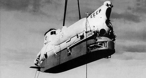 Проект 1825 «Север-2» - глубоководный аппарат 7TMY2